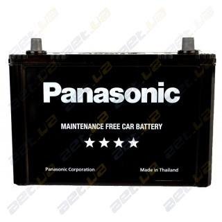 Panasonic  (105D31L-FH) 90Аh JR+ 755A