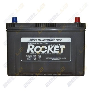 Rocket 115D31L 95Ah JR+ 790A
