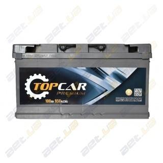 TOP CAR Premium 100Ah R+ 950A