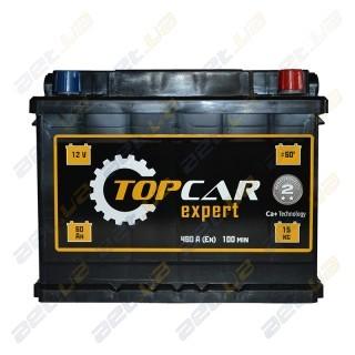 TOP CAR Expert 60Ah R+ 480A
