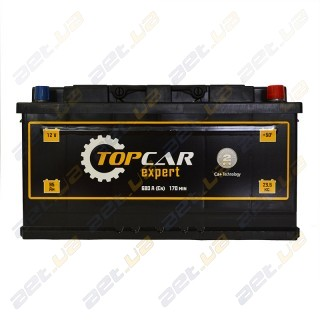 TOP CAR Expert 95Ah R+ 680A