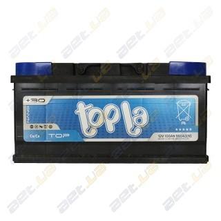 Topla TOP 100Ah R+ 950A (низкобазовый)