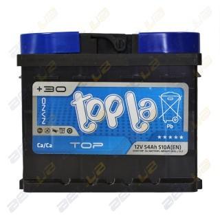 Topla TOP 54Ah R+ 510A (EN) (низкобазовый)
