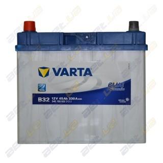 Автомобильный аккумулятор Varta 6СТ-45Ah JL+ 330A Blue Dynamic (B34), купить, цена, характеристики, фото