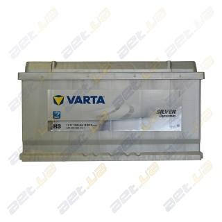 Автомобильный аккумулятор Varta 6СТ-80Ah R+ 800A Silver Dynamic AGM (F22), купить, цена, характеристики, фото