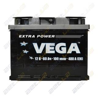 Vega 60Ah R+ 480A