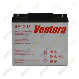Ventura GP 12v 18Ah