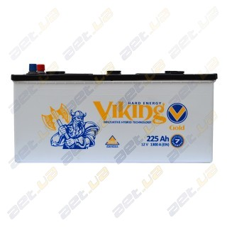 Viking Gold 225Ah L+ 1300A
