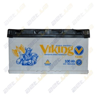 Viking Gold 100Ah L+ 950A