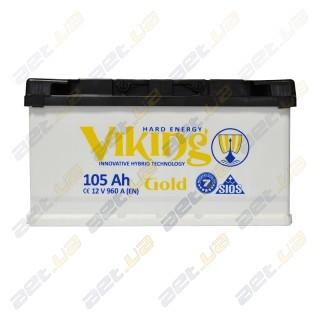 Viking Gold 105Ah R+ 960A