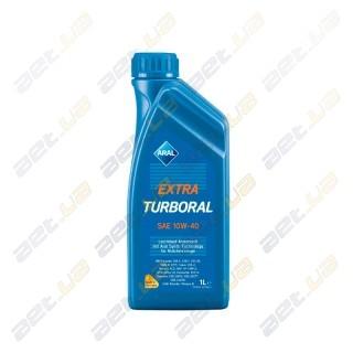 Моторное масло Aral Turboral SAE 10W-40 1л