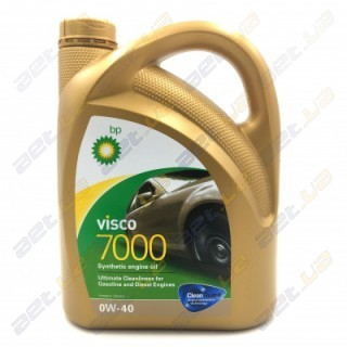 Моторное масло British Petroleum Visco 7000 0W-40 4л