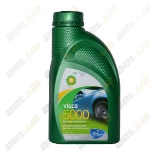 Моторное масло British Petroleum Visco 5000 5W-40 1л