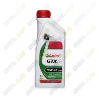 Моторное масло Castrol GTX 10W-40 A3/B4 1л
