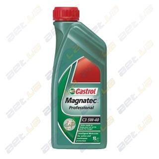 Моторное масло Castrol Magnatec 5W-40 C3 1л