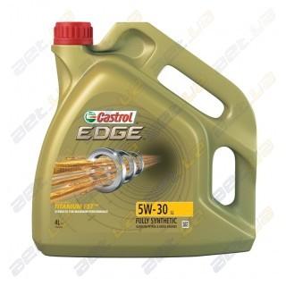 Моторное масло Castrol EDGE 5W-30 4л