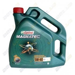 Моторное масло Castrol Magnatec 5W-40 C3 4л