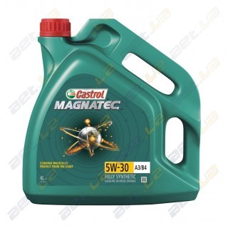 Моторное масло Castrol Magnatec 5W-30 A3/B4 4л