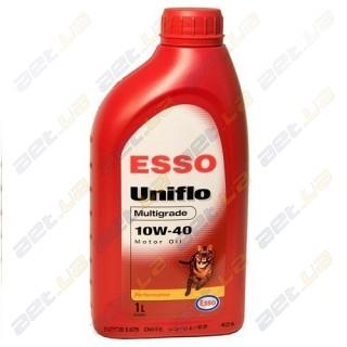 Моторное масло Esso Uniflo 10W-40 1л