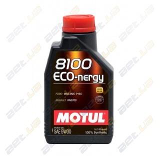 Моторное масло Motul 8100 Eco-nergy + 5w30 – 1 л