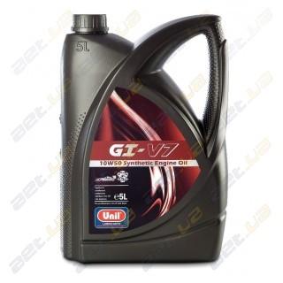 Синтетическое моторное масло Unil Gl-V7 10w-50 SL/CF 5л
