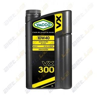 Моторное масло YACCO VX 300 10W40 – 2 л