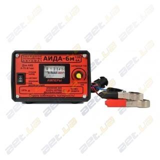 Зарядное устройство-автомат «АИДА-6м»