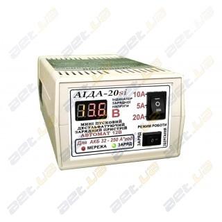 "Зарядное устройство ""АИДА-20si"" 32-250 А*час с цифровым индикатором"