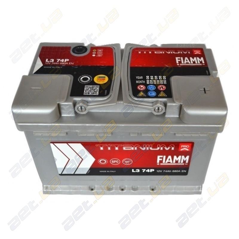 Автомобильные аккумуляторы Fiamm