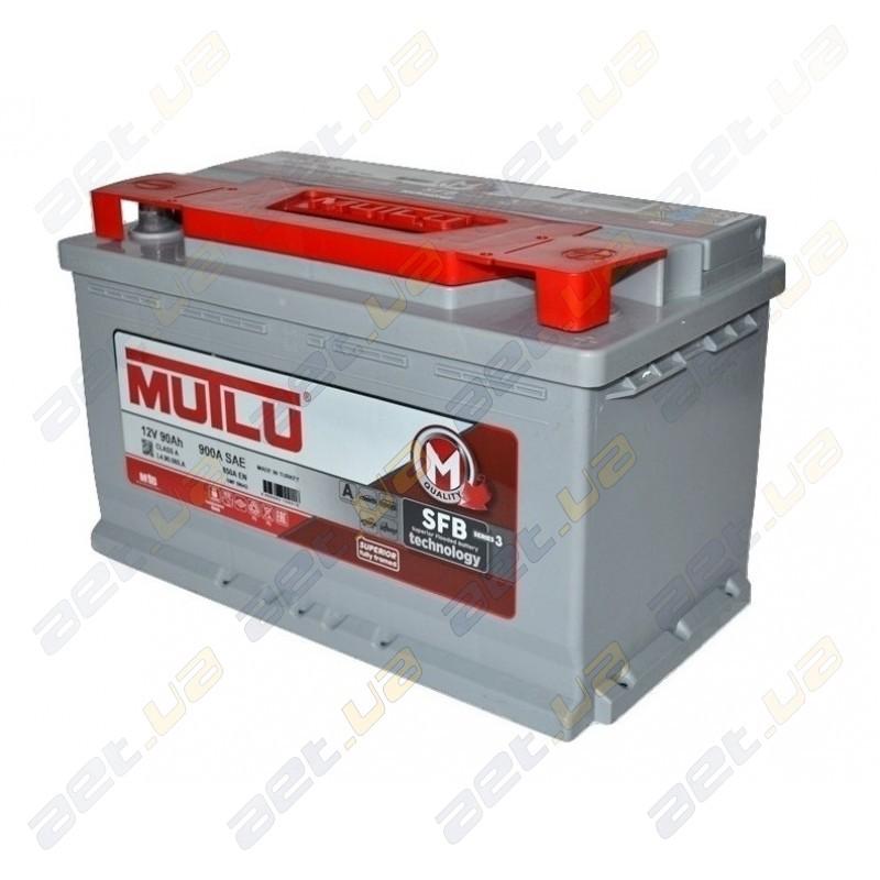 Легковые аккумуляторы для крупных легковых авто 90 А/ч от АвтоЕвроТрейд