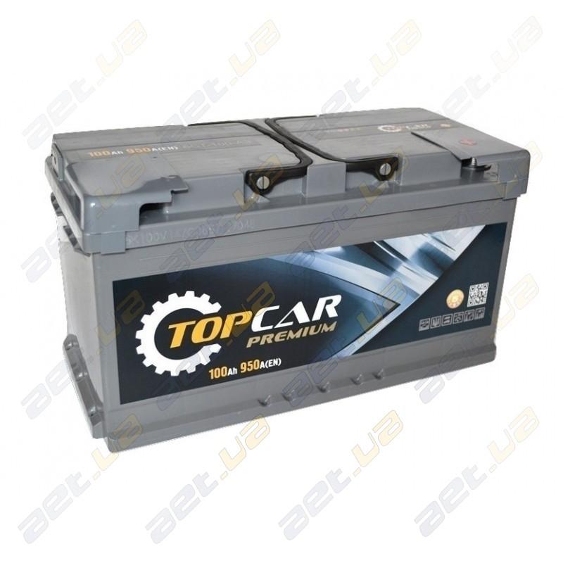Автомобильные аккумуляторы Top Car Premium от производителя