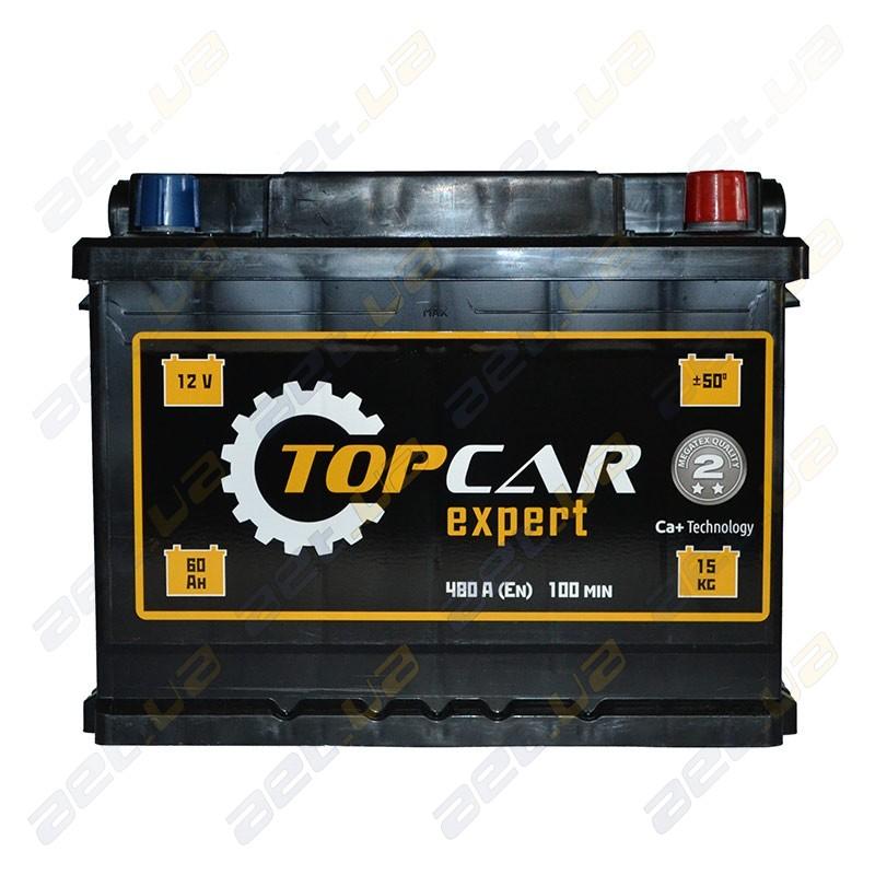 Бюджетные аккумуляторы Top Car Expert 60 Ач