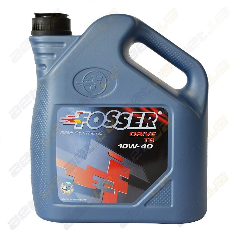 Моторное масло Fosser 10w-40