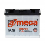 A-Mega ULTRA+ 62Ah L+ 610A