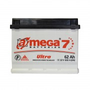 A-Mega Ultra 62Ah R+ 610A