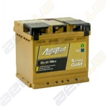 Аккумулятор AutoPart Gold 52Ah R+ 480A