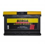 Berga Basic 70Ah R+ 640A (низкобазовый)