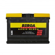 Berga Basic 74Ah R+ 680A