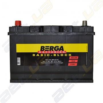 Аккумулятор Berga Basic 95Ah JL+ 830A (EN)