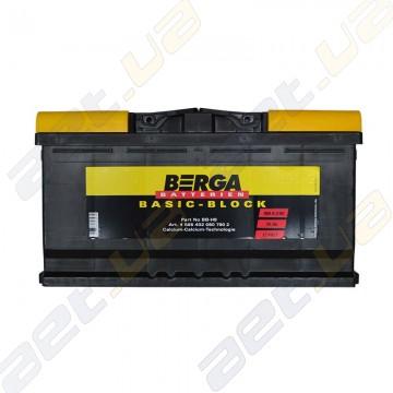 Аккумулятор Berga Basic 95Ah R+ 800A (EN)