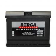 Berga Power 63Ah R+ 610A