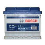 Bosch S4 001 44Ah R+ 440A (низкобазовый)