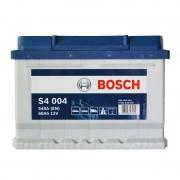 Bosch S4 004 60Ah R+ 540A (низкобазовый)