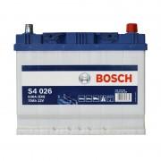 Bosch S4 026 70Ah JR+ 630A