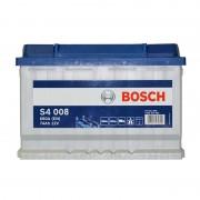 Bosch S4 008 74Ah R+ 680A