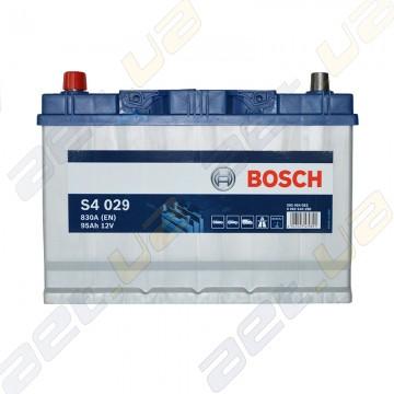 Bosch S4 Silver 6CT 95Ah J L+ 830A (EN)
