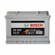 Bosch S5 004 61Ah R+ 600A (низкобазовый)