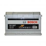 Bosch S5 007 74Ah R+ 750A (низкобазовый)