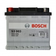 Bosch S3 003 45Ah L+ 400A