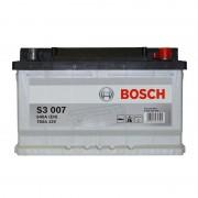 Bosch S3 007 70Ah R+ 640A (низкобазовый)